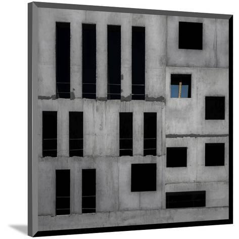 Isolation Cell-Gilbert Claes-Mounted Giclee Print