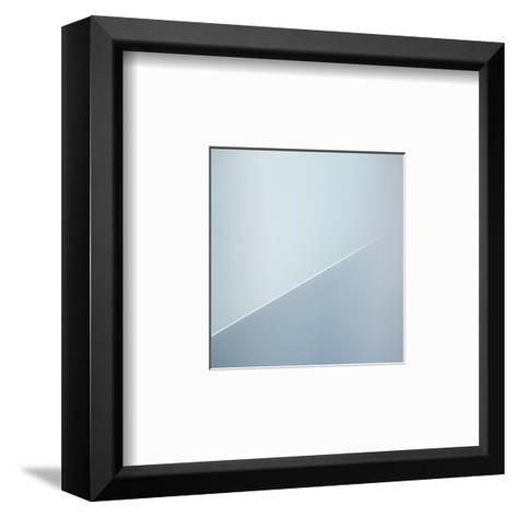 The White Line-Gilbert Claes-Framed Art Print
