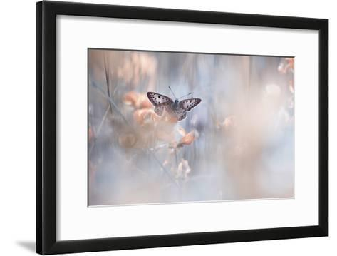 Dakinis Are Watching Over Us-Fabien Bravin-Framed Art Print