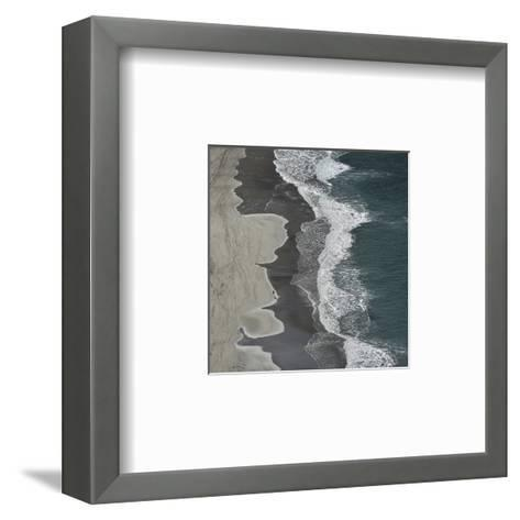Running Waves-Lex Molenaar-Framed Art Print