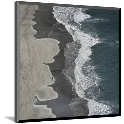 Running Waves-Lex Molenaar-Mounted Giclee Print