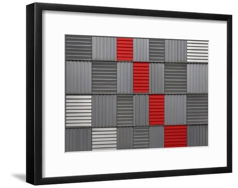 Surfaces-Theo Luycx-Framed Art Print