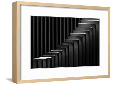 Upward-Hans-Wolfgang Hawerkamp-Framed Art Print