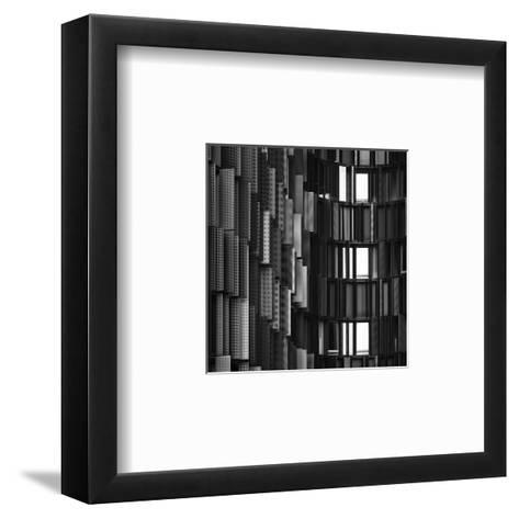 Grays Break Up-Gabriele Cavazzini-Framed Art Print
