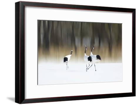 Sing A Song Of Love-Ikuo Iga-Framed Art Print