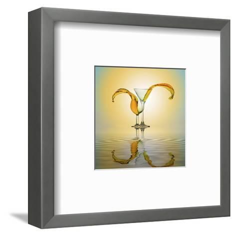 You And Me-Ganjar Rahayu-Framed Art Print