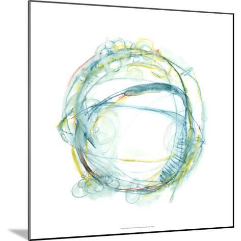 Orbital Path II-Ethan Harper-Mounted Giclee Print