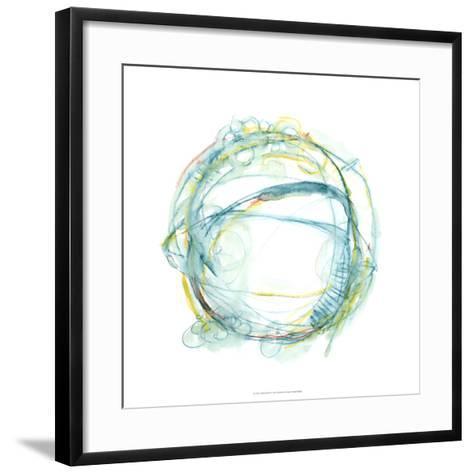 Orbital Path II-Ethan Harper-Framed Art Print
