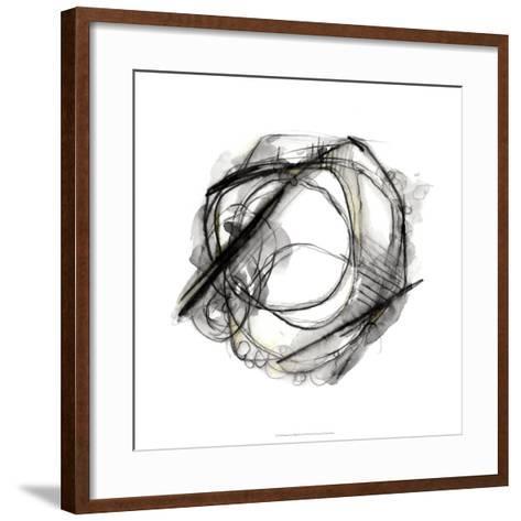 Bumble Bee Flight II-Ethan Harper-Framed Art Print