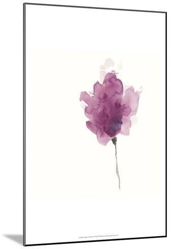 Expressive Blooms I-June Erica Vess-Mounted Art Print
