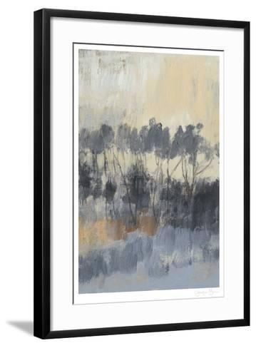 Paynes Treeline I-Jennifer Goldberger-Framed Art Print