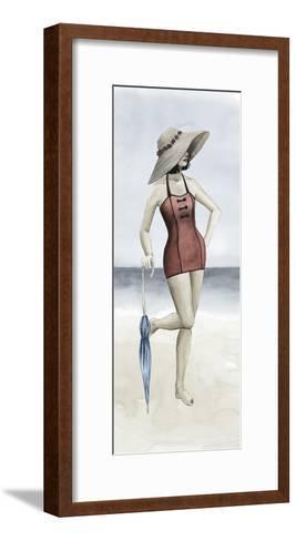 Beach Beauty I-Grace Popp-Framed Art Print