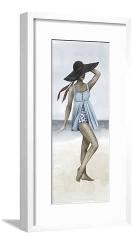 Beach Beauty IV-Grace Popp-Framed Art Print