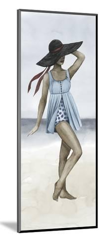 Beach Beauty IV-Grace Popp-Mounted Art Print