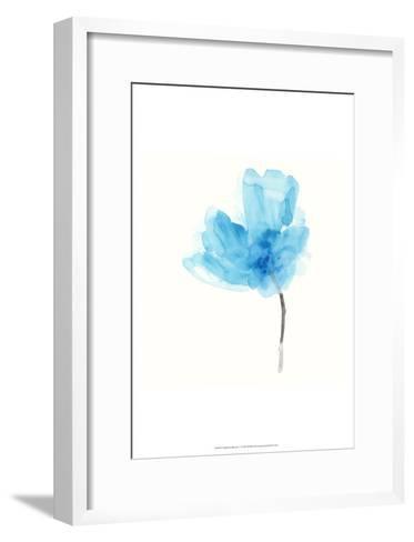 Expressive Blooms V-June Erica Vess-Framed Art Print