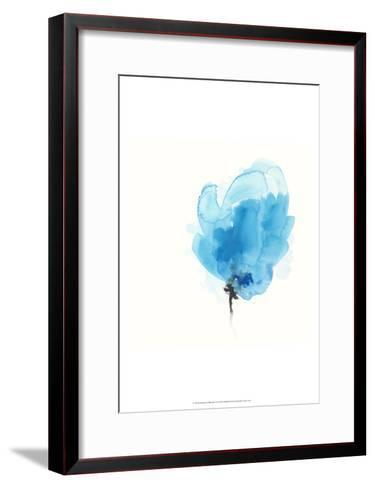Expressive Blooms VI-June Erica Vess-Framed Art Print