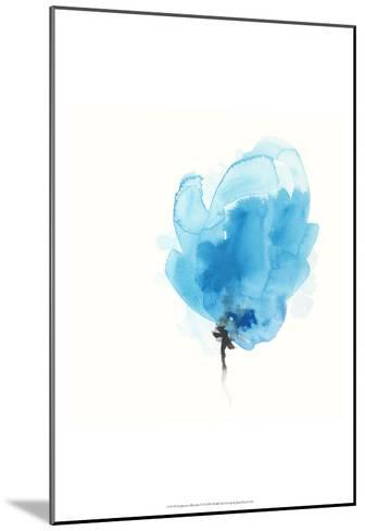Expressive Blooms VI-June Erica Vess-Mounted Art Print