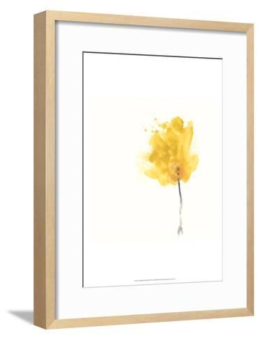 Expressive Blooms VII-June Erica Vess-Framed Art Print