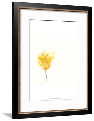 Expressive Blooms VIII-June Erica Vess-Framed Art Print