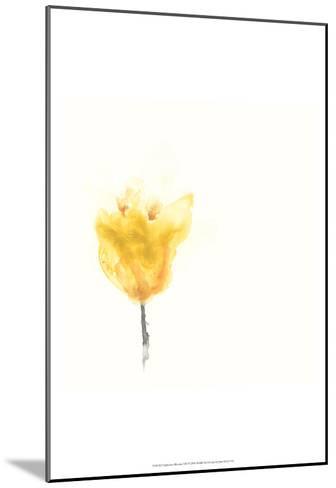 Expressive Blooms VIII-June Erica Vess-Mounted Art Print
