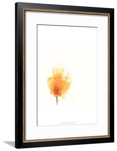 Expressive Blooms X-June Erica Vess-Framed Art Print