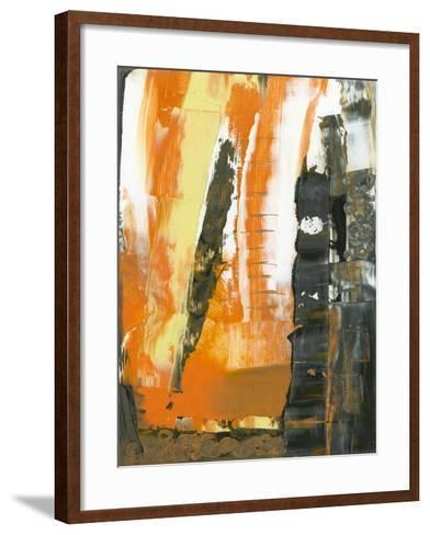 Avenue IV-Sharon Gordon-Framed Art Print