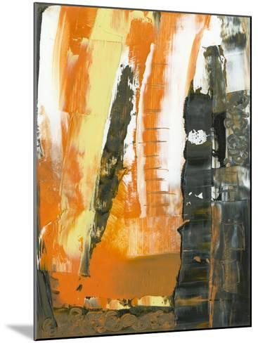 Avenue IV-Sharon Gordon-Mounted Giclee Print