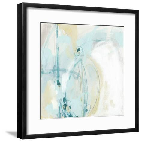 Sea Story I-June Erica Vess-Framed Art Print