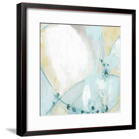 Sea Story III-June Erica Vess-Framed Art Print