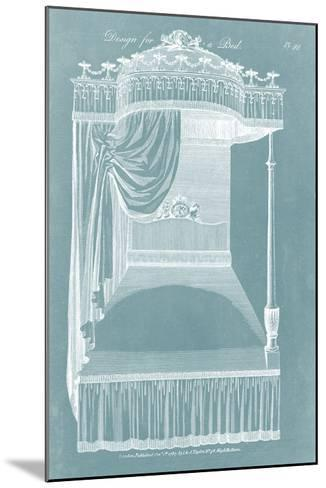 Design for a Bed I-Hepplewhite-Mounted Giclee Print