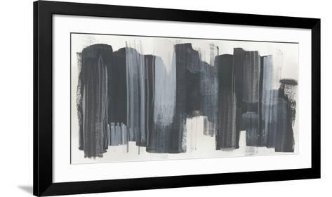 Monochrome Notation II-June Erica Vess-Framed Art Print