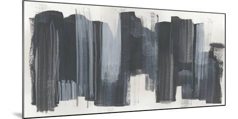 Monochrome Notation II-June Erica Vess-Mounted Art Print