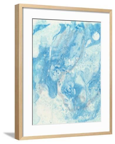 Seeing Blue I-Alicia Ludwig-Framed Art Print
