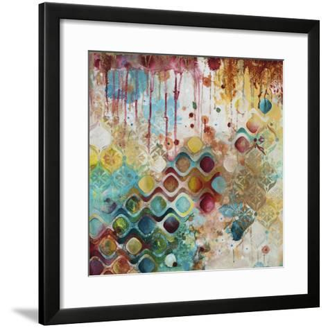 For the Sake of Richness-Heather Robinson-Framed Art Print
