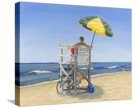 Beach Vacation VII-Dianne Miller-Stretched Canvas Print