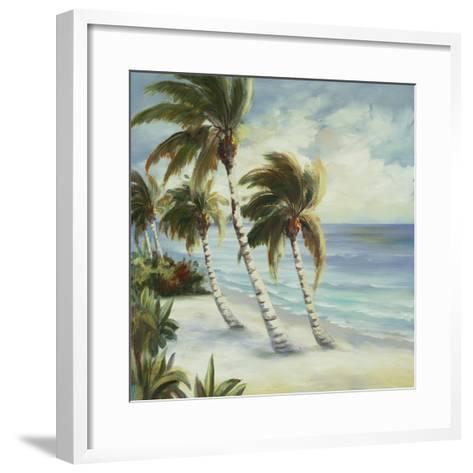 Tropical 4-DAG, Inc-Framed Art Print