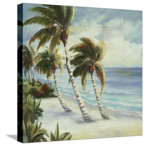 Tropical 4-DAG, Inc-Stretched Canvas Print
