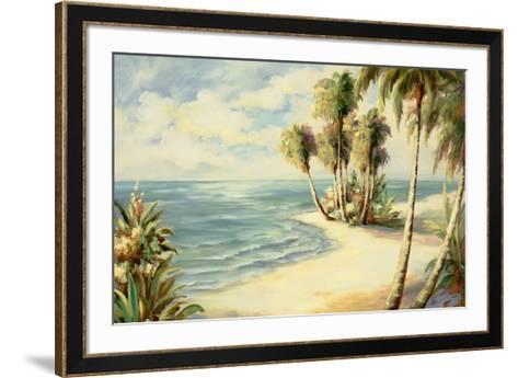Tropical 8-DAG, Inc-Framed Art Print