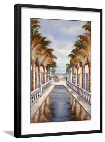 Tropical 14-DAG, Inc-Framed Art Print