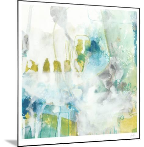 Aquatic Atmosphere IV-June Erica Vess-Mounted Limited Edition