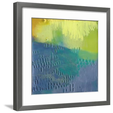 Southern Shores I-Sue Jachimiec-Framed Art Print