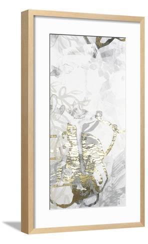 Winter Gold I-June Erica Vess-Framed Art Print