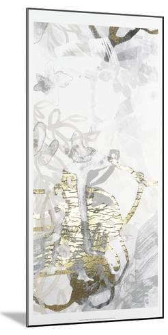 Winter Gold I-June Erica Vess-Mounted Art Print