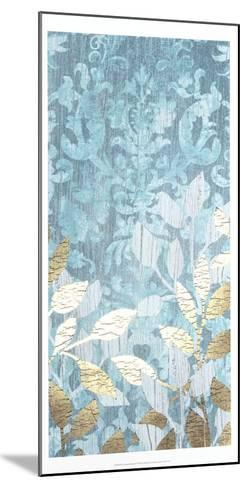 Garden Damask I-June Erica Vess-Mounted Art Print