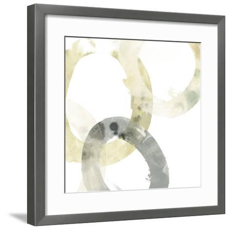 Neutral Halo I-June Erica Vess-Framed Art Print