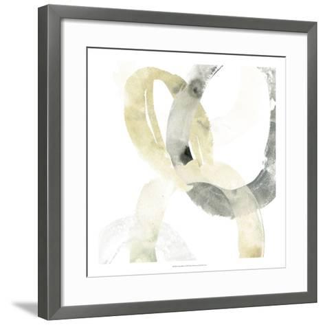 Neutral Halo II-June Erica Vess-Framed Art Print