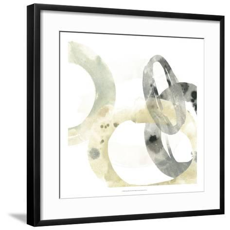 Neutral Halo III-June Erica Vess-Framed Art Print