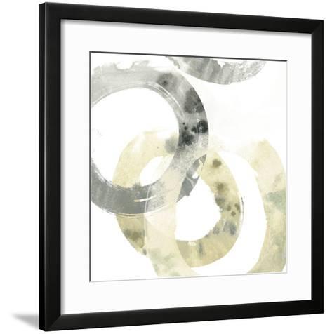 Neutral Halo IV-June Erica Vess-Framed Art Print