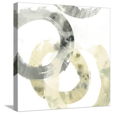 Neutral Halo IV-June Erica Vess-Stretched Canvas Print