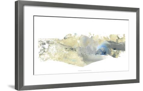 Geode Landscape II-June Erica Vess-Framed Art Print